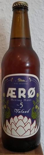 Rise Aero Hertug Hans No.5 Valnod